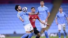 Adu Otot Man United vs Man City di Bursa Transfer