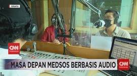 VIDEO: Masa Depan Medsos Berbasis Audio