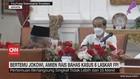 VIDEO: Bertemu Jokowi, Amien Rais Bahas Kasus 6 Laskar FPI