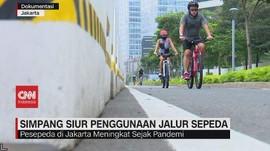 VIDEO: Simpang Siur Penggunaan Jalur Sepeda