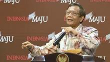 Pesan Mahfud MD untuk Kepala Daerah Baru: Hindari Korupsi