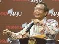 Mahfud MD: Pemerintah Kejar Jaringan Pelaku Bom Makassar