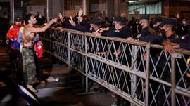 FOTO: Paraguay Reshuffle Kabinet Usai Didemo Penanganan Covid