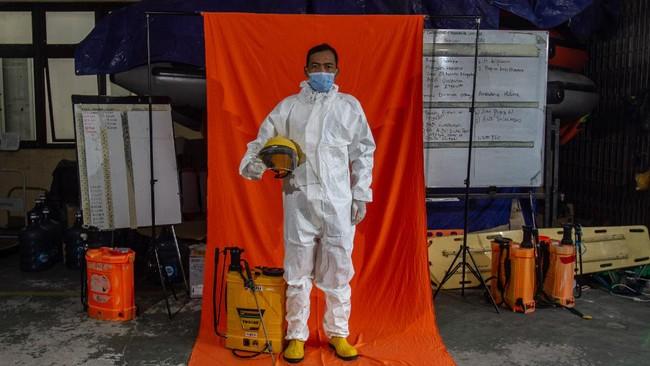 Penanganan covid-19 butuh dukungan seluruh unsur masyarakat. Keberadaan relawan sangat membantu penanganan pandemi.
