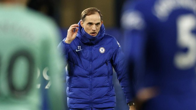 Piala FA: Tuchel Akui Chelsea Masih Tertinggal dari Man City