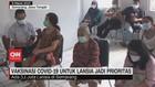 VIDEO: Vaksinasi Covid-19 Untuk Lansia Jadi Prioritas Jateng