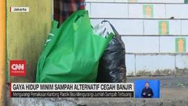 VIDEO: Gaya Hidup Minim Sampah Alternatif Cegah Banjir