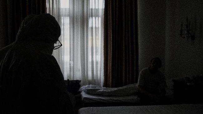 Kemenkeu menyatakan siap membayar utang BNPB sebesar Rp140 miliar ke hotel yang memfasilitasi karantina pasien covid.