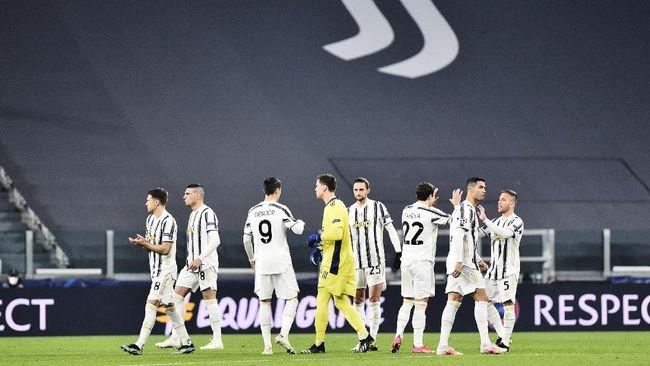 FIGC akan mengeluarkan Juventus dari Serie A musim depan, jika memilih tetap menjadi bagian dari European Super League.