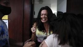FOTO: Pastor Argentina Bebas, Korban Kasus Pelecehan Histeris