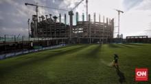 Jokowi, Anies dan Jalan Terjal DKI Bangun Stadion Taraf Dunia