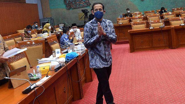 Menanggapi polemik mengenai pendidikan Pancasila dan Bahasa Indonesia, Mendikbud Nadiem mengaku segera ajukan revisi PP Pendidikan terkait substansi tersebut.