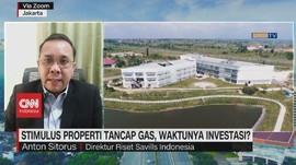 VIDEO: Stimulus Properti Tancap Gas, Waktunya Investasi?