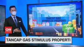 VIDEO: Tancap Gas Stimulus Properti