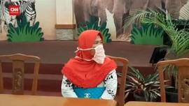 VIDEO: Nenek Pembuang Botol Kuda Nil Terancam 3 Bulan Penjara