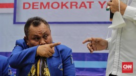 Kisruh Demokrat, Jhoni Allen Laporkan Hakim PN Jakpus ke MA