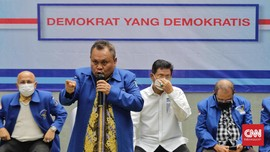 Demokrat: Gugatan Jhoni Allen ke AHY Rp55,8 M Tak Berdasar