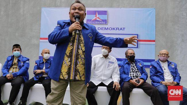 Gugatan Jhoni Allen Marbun terhadap Ketum Partai Demokrat AHY soal pemecatannya sebagai kader ditolak pengadilan.