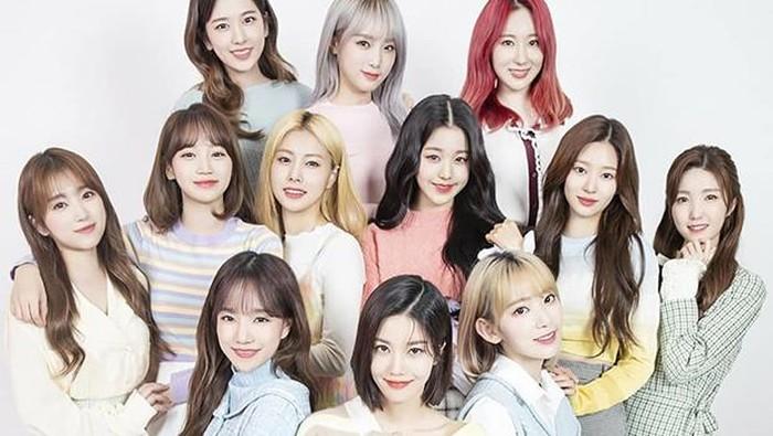 Mnet Umumkan IZ*ONE Resmi Dibubarkan pada April 2021