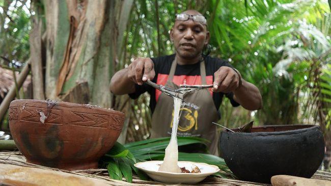 5 Fakta Unik Papeda Sajian Khas Papua