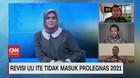 VIDEO: Revisi UU ITE Tidak Masuk Prolegnas 2021