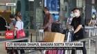 VIDEO: Cuti Bersama Dihapus, Bandara Soetta Tetap Ramai