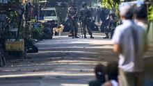 Inggris Desak Junta Myanmar Serahkan Kekuasaan ke Sipil