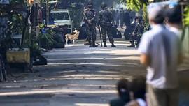 Militer Myanmar Lepas Tembakan ke Demonstran, 6 Aktivis Tewas