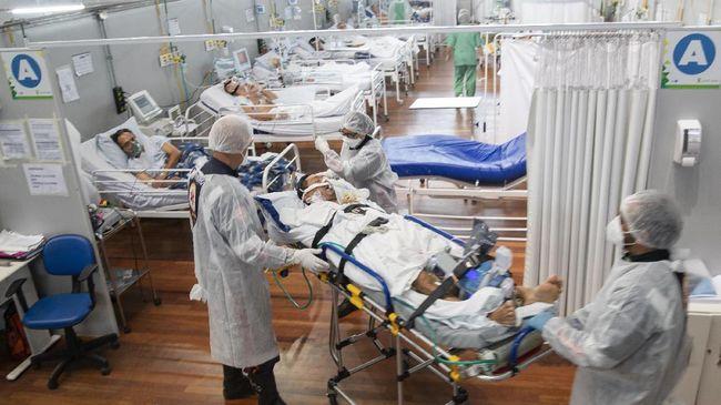 Kemenkes mengingatkan potensi varian baru virus corona yang muncul meningkatkan potensi keparahan penyakit, dan berdampak pada angka kematian yang naik.
