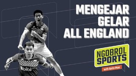 NGOBROL SPORTS: Mengejar Gelar All England