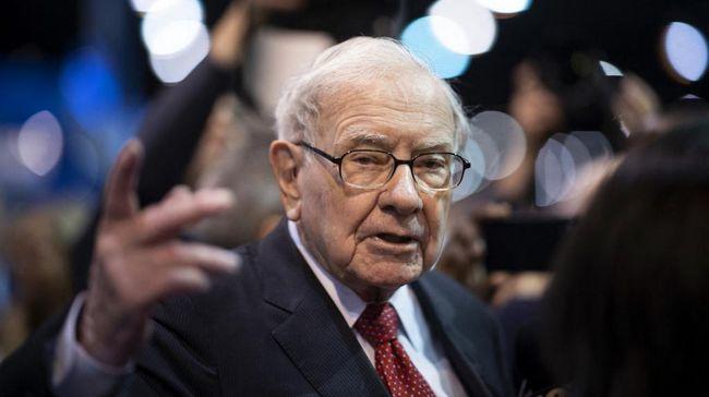 Konglomerat Warren Buffet mengundurkan diri sebagai wali dari Bill & Melinda Gates Foundation pada Rabu (23/6).