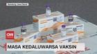 VIDEO: Masa Kadaluwarsa Vaksin