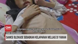 VIDEO: Sanksi Blokade Sebabkan Kelaparan Meluas di Yaman
