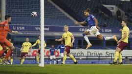 Hasil Liga Inggris: Everton Takluk dari Burnley