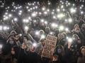 FOTO: Ricuh saat Kenang Kematian Korban Penculikan di London