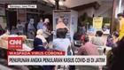 VIDEO: Penurunan Angka Penularan Kasus Covid-19