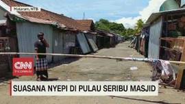 VIDEO: Suasana Nyepi di Pulau Seribu Masjid