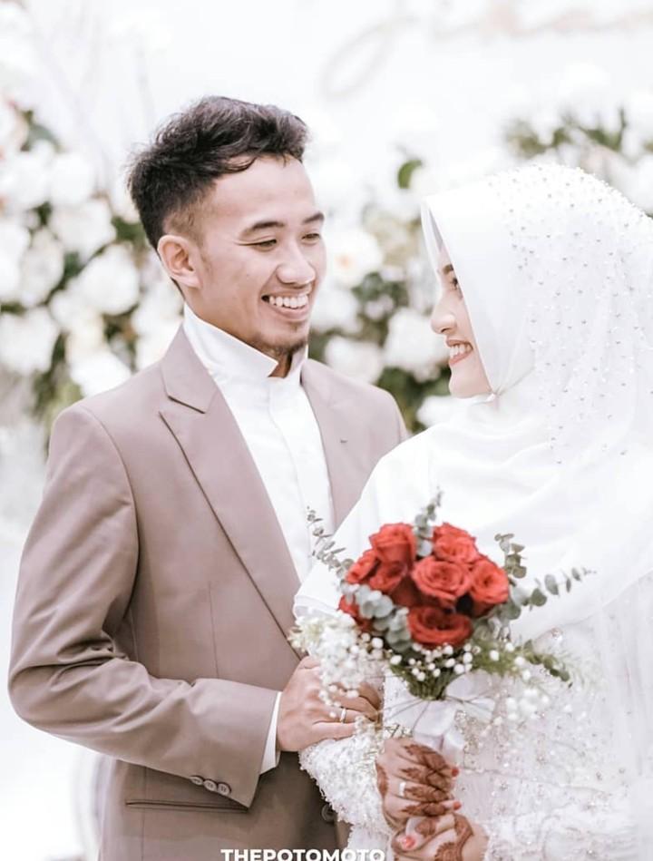Ustaz Syam menikah