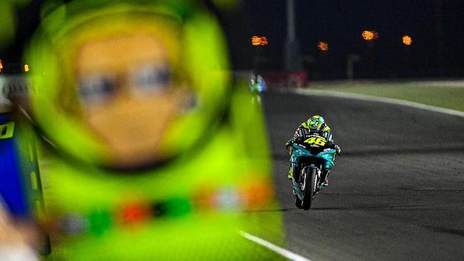 Rossi Peringatkan Pembalap MotoGP 2021 Usai Marquez Kembali