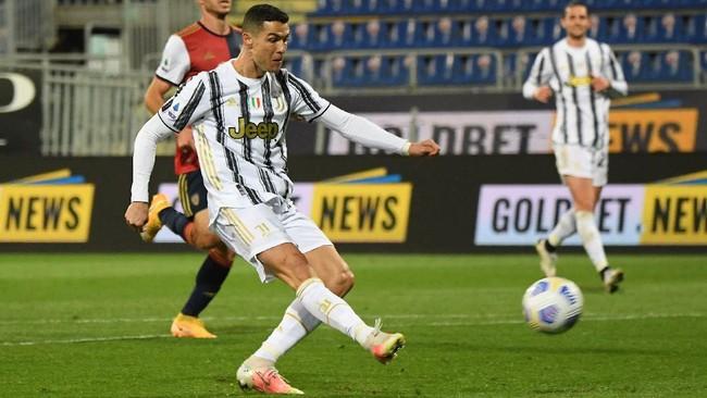 Juventus vs Milan: Menunggu Gol Ronaldo dan Ibrahimovic