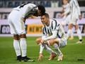 Ronaldo Diejek Usai Buat Juventus Kebobolan