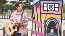 Chanyeol EXO Berangkat Wamil Fan Beri Semangat
