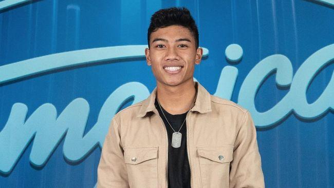 Peserta American Idol berdarah Indonesia Dzaki Sukarno