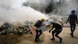 Dituduh Dukung Junta Myanmar, China Kembali Jadi Sasaran Demo