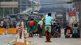 China Minta Warga Keluar Myanmar hingga Korut Ancam Biden