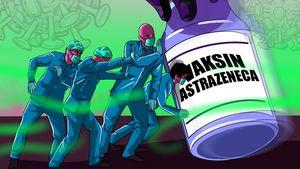 RI Setop Sementara Vaksin AstraZeneca CTMAV547, Ini Alasannya