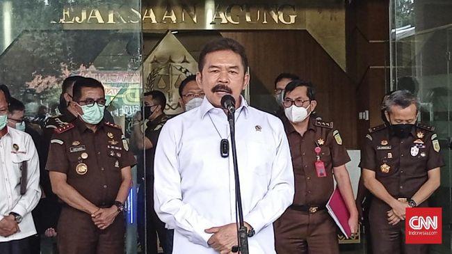Kejagung klarifikasi informasi bahwa Jaksa Agung ST Burhanuddin bukan lulusan Universitas Indonesia (UI) dan Universitas Diponegoro (Undip).
