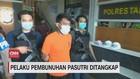 VIDEO: Pelaku Pembunuhan Pasutri Ditangkap