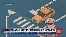 VIDEO: Perkembangan Kecerdasan Buatan di Indonesia