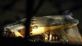 Sebuah pesawat Antonov An-26 milik militer Kazakhstan dikabarkan jatuh pada Sabtu (13/3) waktu setempat. Empat awak tewas dan dua lainnya terluka.